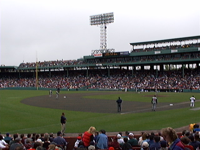 Pictures Of Fenway And Boston Red Sox